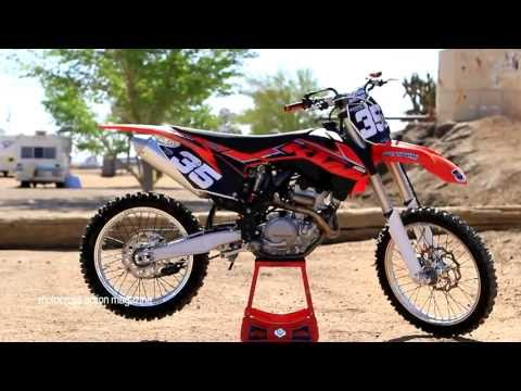Motocross Action's First Look 2014 KTM 250SXF