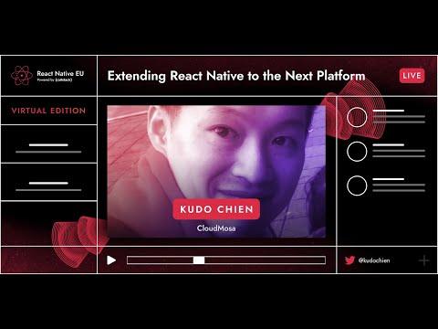 Image thumbnail for talk Extending React Native To The Next Platform