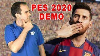 Παίζουμε το PES 2020 demo