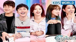 Guests : Kim Seunghyeon, Choi Jaewoo, WJSN's [Hello Counselor/ENG,THA/2018.03.19]