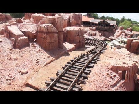Big Thunder Mountain Railroad®
