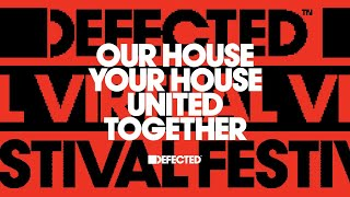 Defected Virtual Festival 2.0
