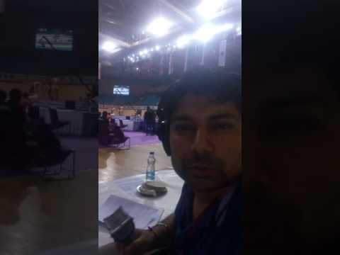 Asian Wrestling Championship, New Delhi 2017