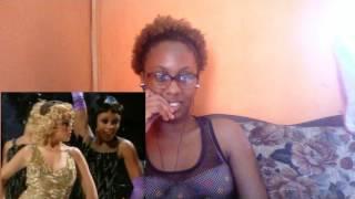 Christina Aguilera Tilt Ya Head Back Ft Nelly(Reaction)