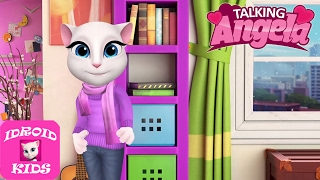 My Talking Angela Gameplay Level 472 - Great Makeover #260 - Best Games For Kids