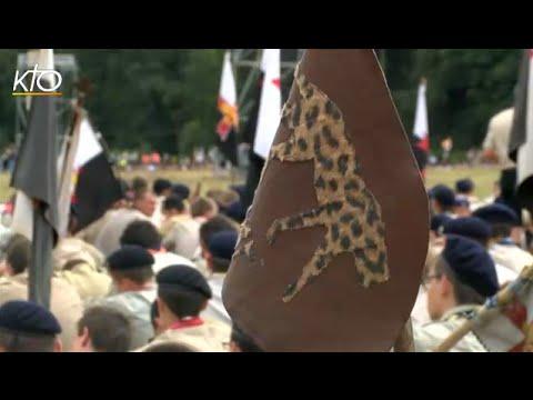 L'eurojam 2014 des scouts d'Europe