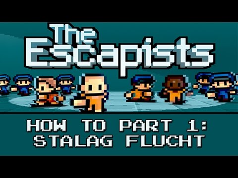 The Escapists | How To Escape:
