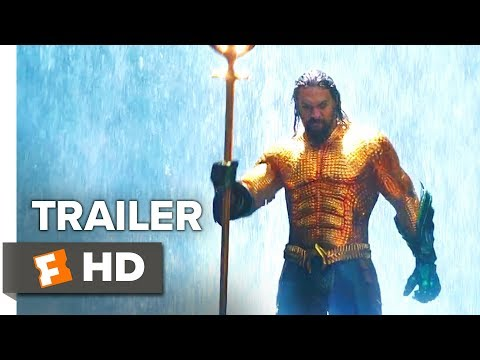 Download Aquaman Extended Video (2018) | Movieclips Trailers HD Mp4 3GP Video and MP3