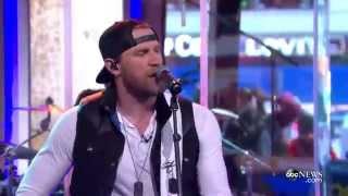 Chase Rice - Gonna Wanna Tonight ( Live )