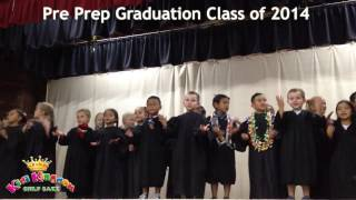 <h5>Pre Prep Graduation Class of 2014 - Kidi Kingdom Child Care</h5>