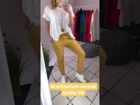 Die weltbeste Hose - MELLY Jogpants / Jeans