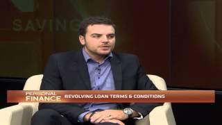 Revolving loans vs a credit card