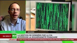 Palantir : l'ombre de la Cia plane sur la France