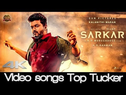 Download sarkar top tucker lyric video thalapathy vijay a r