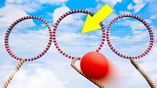 PICK CORRECT HOLE OR FAIL! (Golf It)