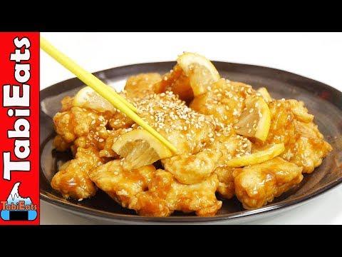 Lemon Chicken (Japanese Style Recipe)