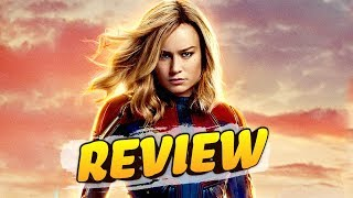 Captain Marvel - Review!