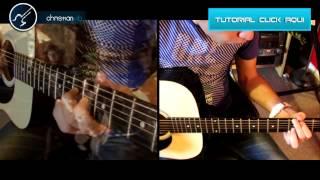 La Celula Que Explota CAIFANES Acustico Cover Guitarra Tutorial