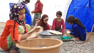 Mosul: WFP supporting families with food rations, one month on