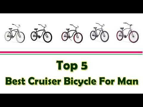Top 5 Best Cruiser Bicycle For Men | Best Cruiser Bicycle 2017