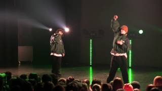 BUUBEE + YASS @ EAST SIDE PARTY vol.6 2016.11.26