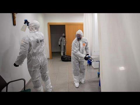 COVID-19: Ρεκόρ θανάτων σε μία ημέρα στη Μ. Βρετανία