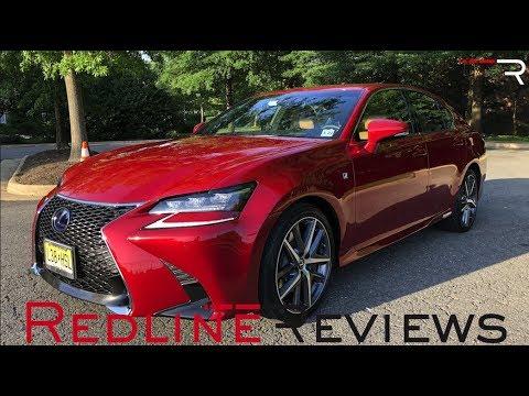 2018 Lexus GS 450h F-Sport – The Forgotten Luxury Hybrid