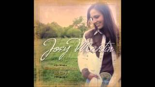 Joey Martin - Strong Enough To Cry