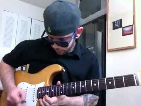 Awesome Spanish Gypsy Metal Guitar Solo!!! Part 2!
