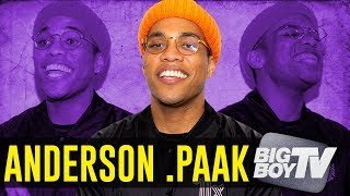 Anderson .Paak on His Upcoming Album, Working w/ Dr. Dre, Kendrick Lamar & Remembering Mac Miller