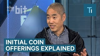 Initial coin offerings explained
