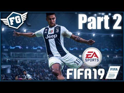 HRAJEME PROTI RONALDOVI - FIFA 19: Cesta #2