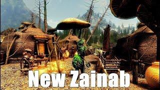 Skyrim Mod: Ashlander Camp New Zainab 1.1