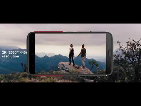 ELEPHONE Soldier Official Introduction Video - the world's first rugged phone with 2K display
