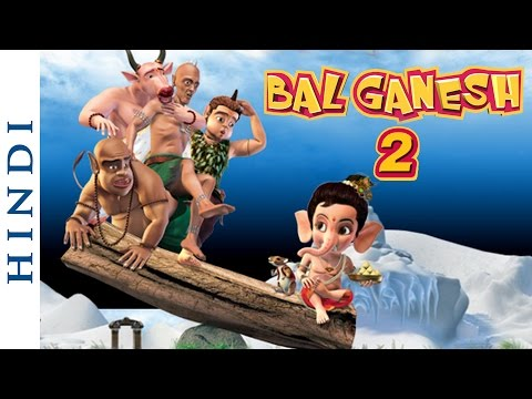 Bal Ganesh 2 Full Movie in Hindi | Popular Animation Movie for Kids | HD