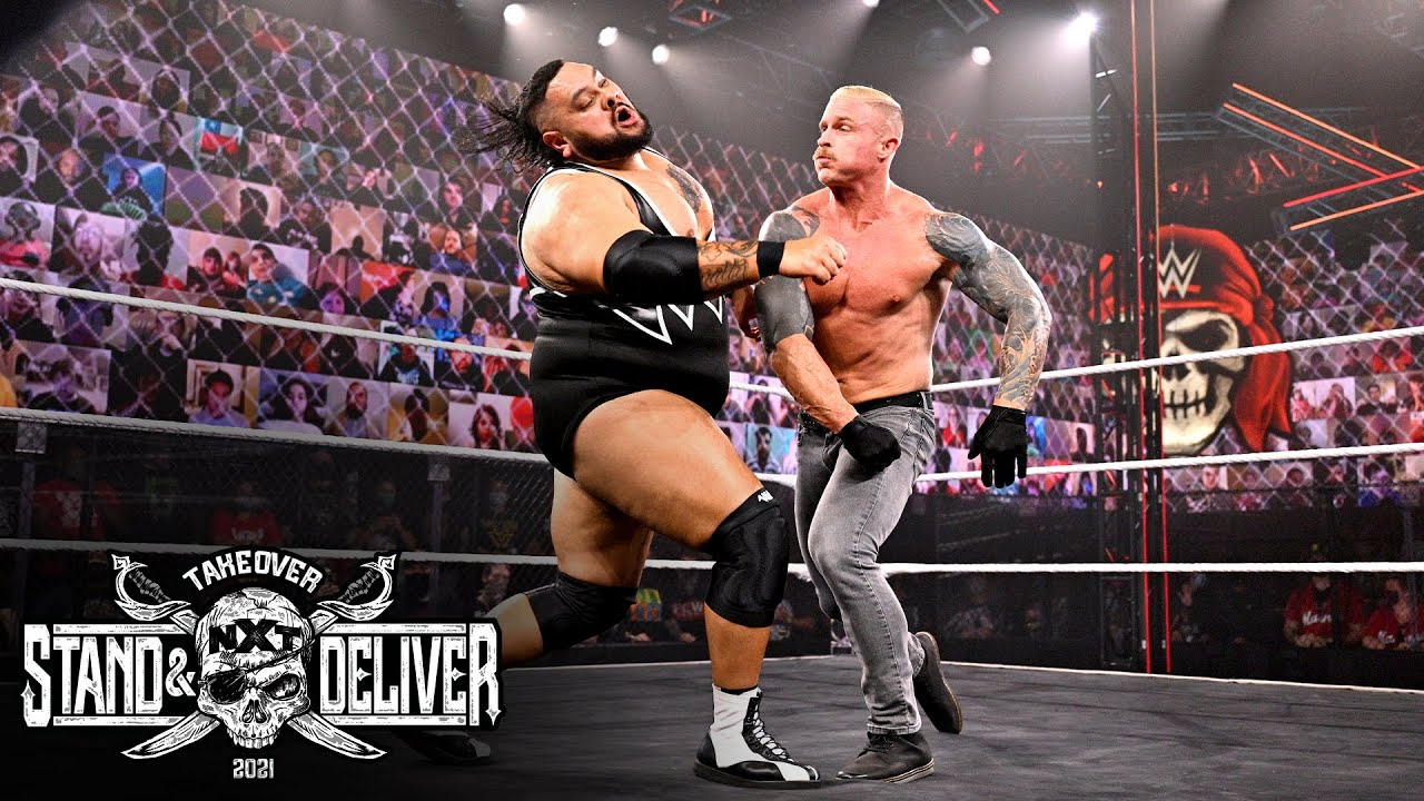 "Bronson Reed Wins Gauntlet Eliminator At WWE NXT ""takeover: Stand And Deliver"" Night One"