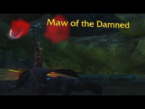 The Story of Maw of the Damned