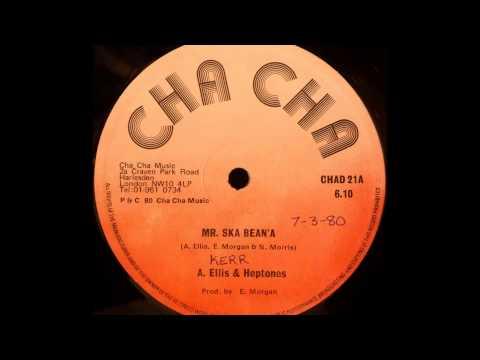 ALTON ELLIS & HEPTONES – Mr Ska Bean'a [1980]