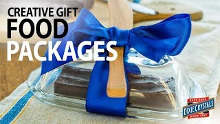 Creative Homemade Gift Food Packaging Ideas