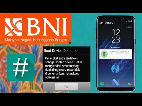 Cara menyembunyikan Root SuperSU dari BNI Mobile Banking ( hidden supersu root )#BagolDroid