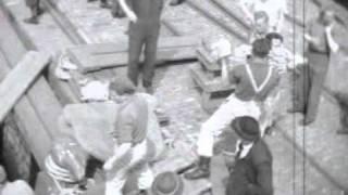 Na staking weer bananen in Nederland (1946)