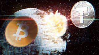 USDT УНИЧТОЖИТ БИТКОИН? / КРИПТОВАЛЮТА TETHER #bitcoinify