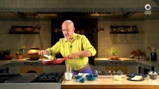 Tu cocina - Chile ancho relleno de verduras