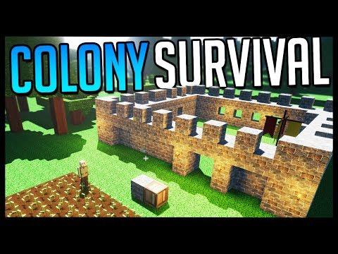 SCARICARE COLONY SURVIVAL DA
