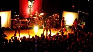 Sick and Sad Acoustic Live- Streetlight Manifesto