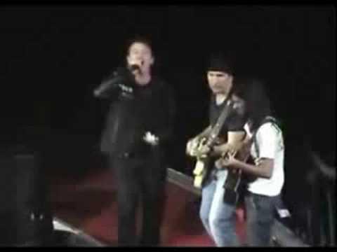 U2 - Knocking On Heaven's Door
