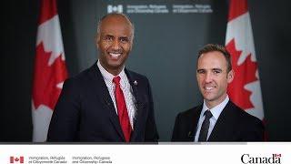 Message du ministre : Célébrons la Semaine nationale de l'immigration francophone 2018