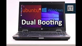 How To Dual-Boot Windows 10 And Ubuntu (Install Ubuntu Alongside Windows)