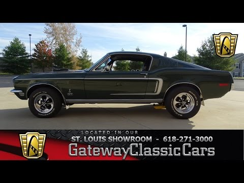 1968 Ford Mustang for Sale - CC-951144