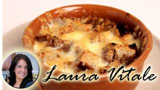 Gambar cover French Onion Soup Recipe - Laura Vitale - Laura in the Kitchen Episode 305